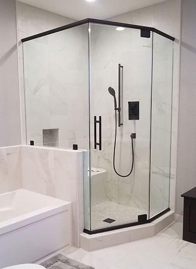 Neo Angle & Corner Shower Doors